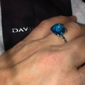 David Yurman Color Classics Ring